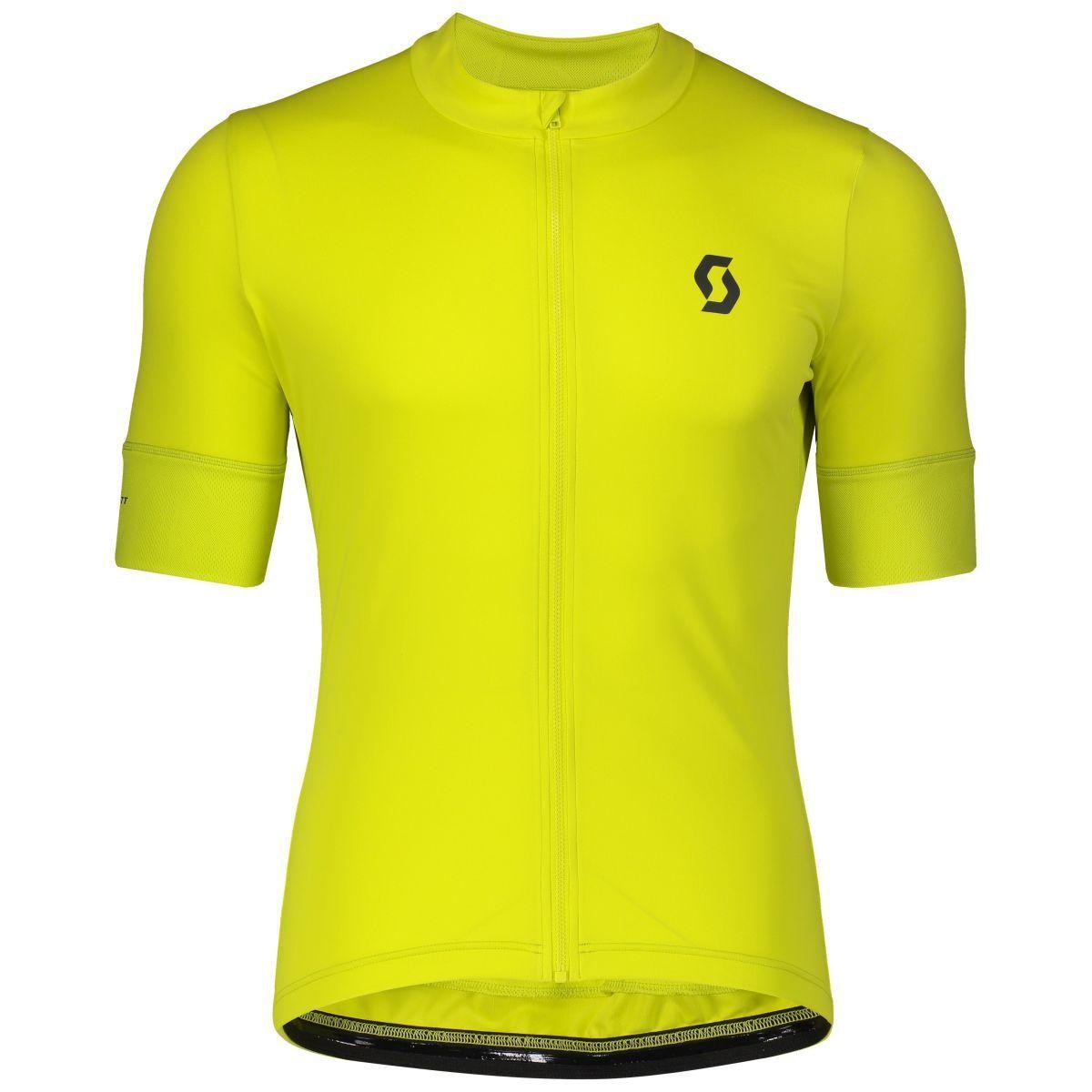 Scott Endurance 10 Fahrrad Trikot kurz gelb 2019 2019 2019 b4ce83