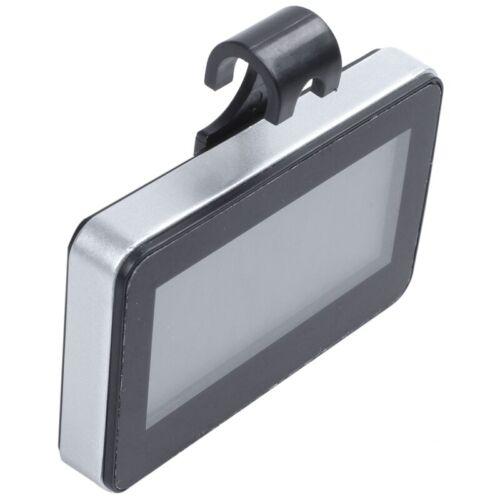 Wireless Digital Thermometer W// Magnet Hook for Refrigerator Freezer Fridge