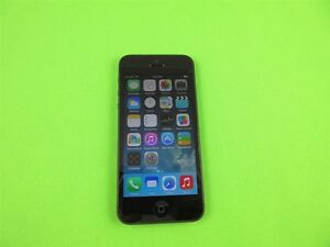 Apple iPhone 5-16GB- for Verizon & GSM Factory Unlocked Black Color