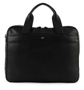 Braun-Bueffel-Golf-Business-Bag-Aktentasche-Laptoptasche-Black-Schwarz-Neu