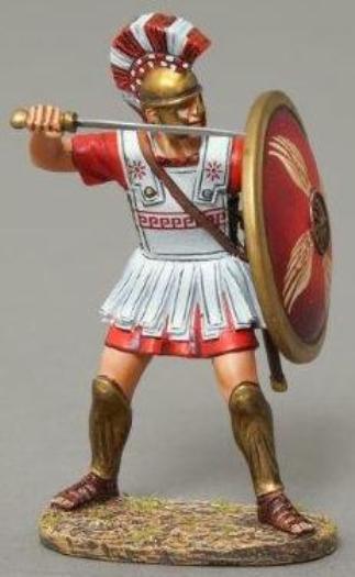 Thomas Gunn Antik GREEKS & Persians spa007e Spartan Krieger stehend bereit MIB