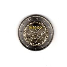 2 EURO COMMEMORATIVO SLOVACCHIA 2011