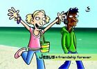 Jesus = Friendship Forever by Scripture Union Publishing (Multiple copy pack, 2005)
