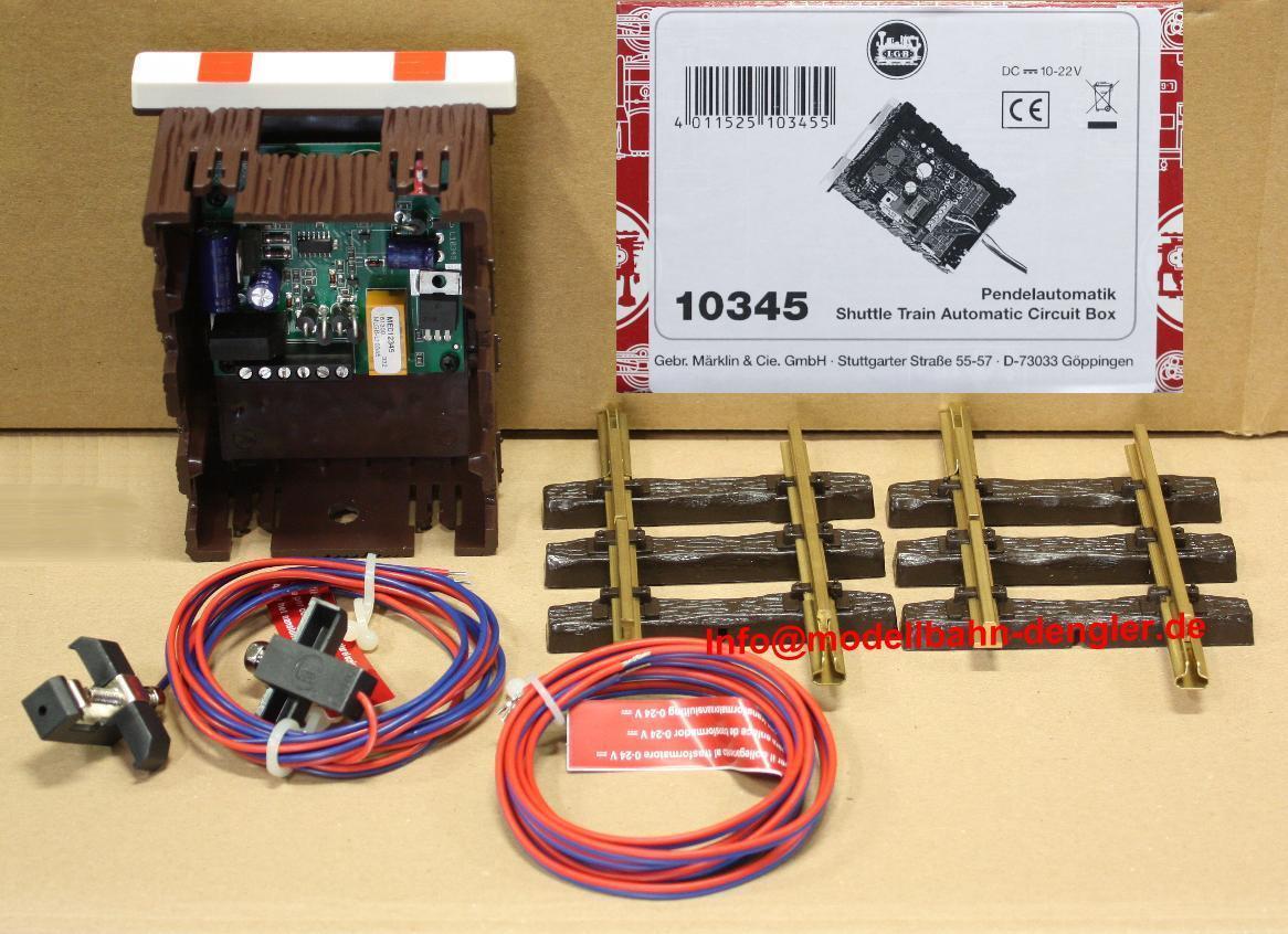 LGB LGB LGB 10345 G - Pendelautomatik NEU & OvP  | Online Outlet Store  4e2900