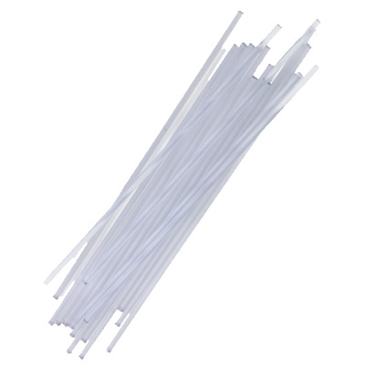 rigid PVC clear 5 meters //triangle shape// 4.5mm PVC Plastic welding rods