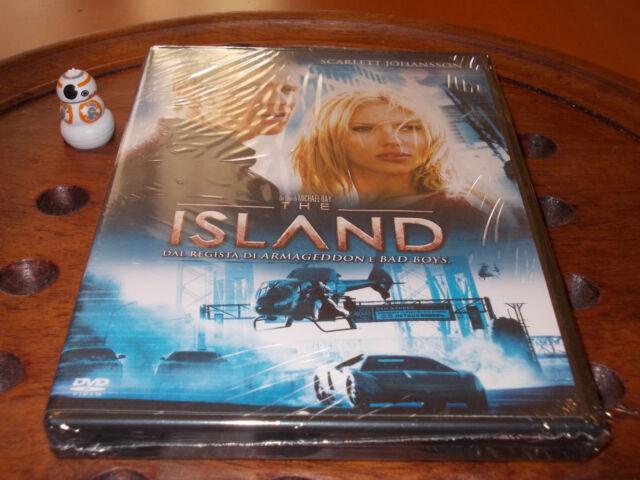 The island Ewan Mcgregor Scarlett Johansson Dvd ..... Nuovo