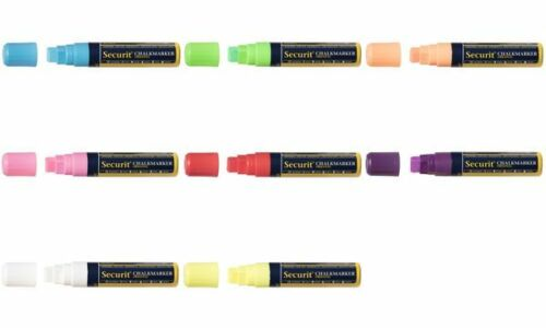 Securit Kreidemarker ORIGINAL LARGE grün Kreidestift Kreidefarbe Kreativ Basteln