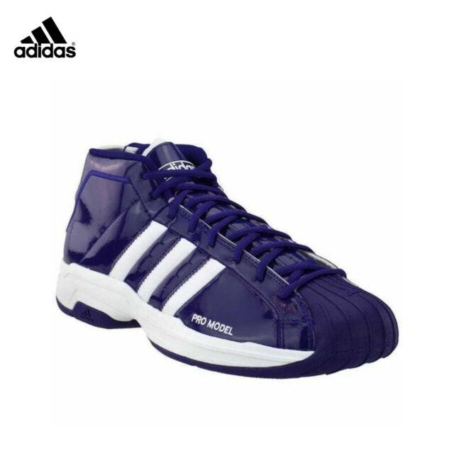 adidas pro model purple