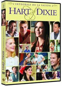 COFFRET DVD SERIE COMEDIE ROMANCE MEDECIN : HART OF DIXIE : SAISON 2 - DOCTEUR