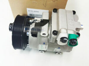 Korea-A-C-Compressor-977014H060-97701-4H061-for-Hyundai-Grand-Starex-H1-H-1