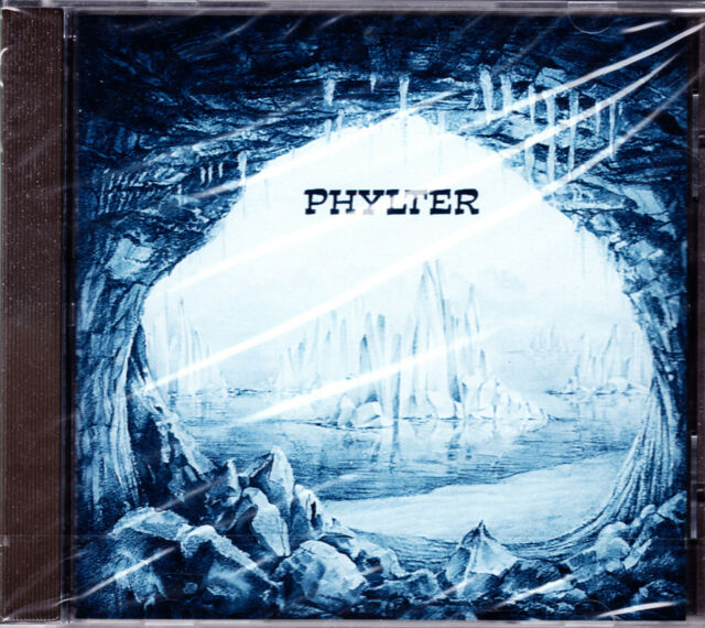 PHYLTER phylter  CD NEU OVP/Sealed