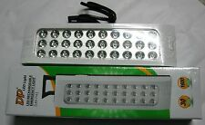 DP 30 LED LIGHT-716 MULTI-FUNCTIONAL LED RECHARGEABLE EMERGENCY LIGHT