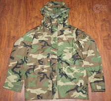 NEW! US ARMY USMC Goretex Woodland Parka Jacket ECWCS Extended Cold Weather MR