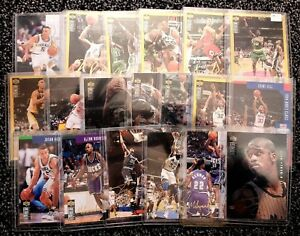 1994-95-Upper-Deck-Collectors-Choice-Basketball-Gold-Signature-Parallel-Cards