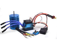F540 3650 9T 4370KV Brushless Motor 60A ESC for 1/10 1/12 Drift RC Racing Car