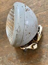 Vintage Tractor Light With Bracket 5 Inch Bulb Ford 9n Ferguson Oliver