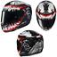 HJC-RPHA-11-Pro-Venom-2-Marvel-Full-Face-Motorcycle-Street-Helmet thumbnail 1