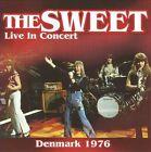 Live in Denmark 1976 by Sweet (CD, Feb-2010, ZYX Music)