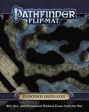 Pathfinder Flip Mat Flooded Dungeon Game by Paizo Publishing PZO 30063