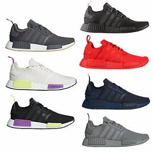 Adidas-Originals-nmd-r1-Nomad-caballeros-zapatillas-de-deporte-cortos-zapatillas-calzado-deportivo