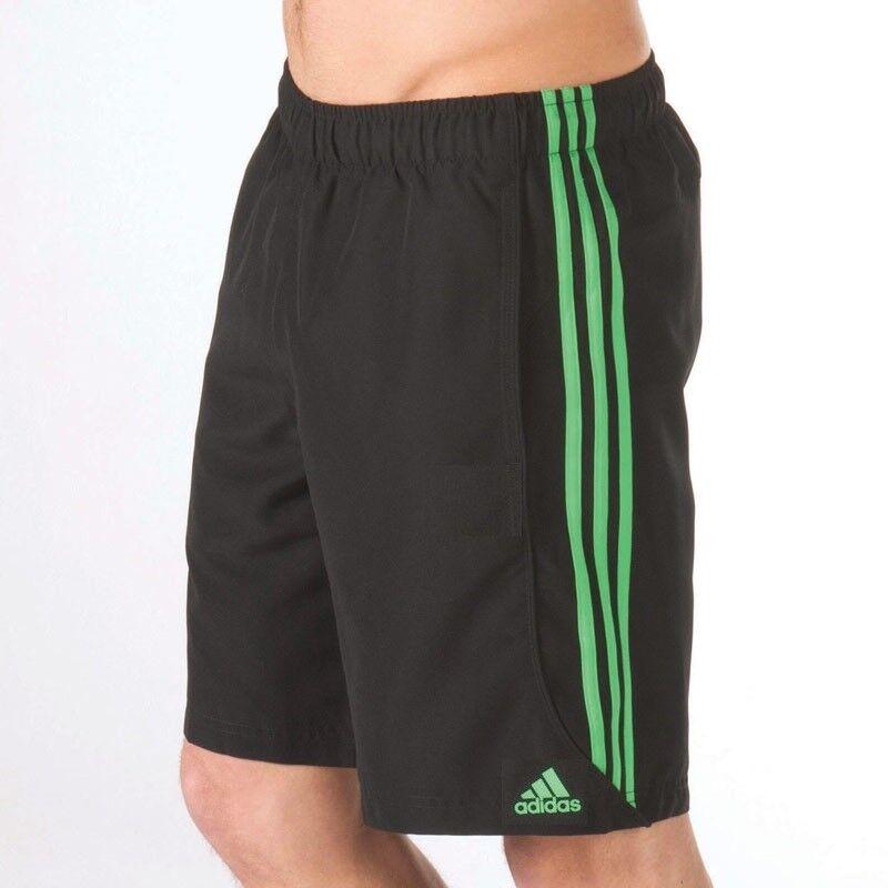 Νέο ΞΌΞ΅ ΡτικέτΡς Ανδρικά αθλητικά γυμναστΞ�ρια ανδρών Logo σορτς Joggers μαύρο πράσινο