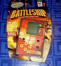 New Battleship Electronic Handheld Travel Game In The Package Credit Card Game