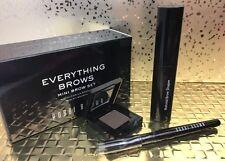 Bobbi Brown Everything Brows Mini Set:Brow Shaper+Blonde Eye Shadow+Brow Brush