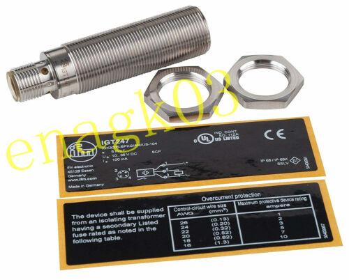 Original IFM Proximity switch IGT247 inductance sensor