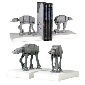 STAR-WARS-IMPERIAL-AT-AT-WALKER-BOOKENDS-Ferma-Libri-STATUE-GENTLE-GIANTS