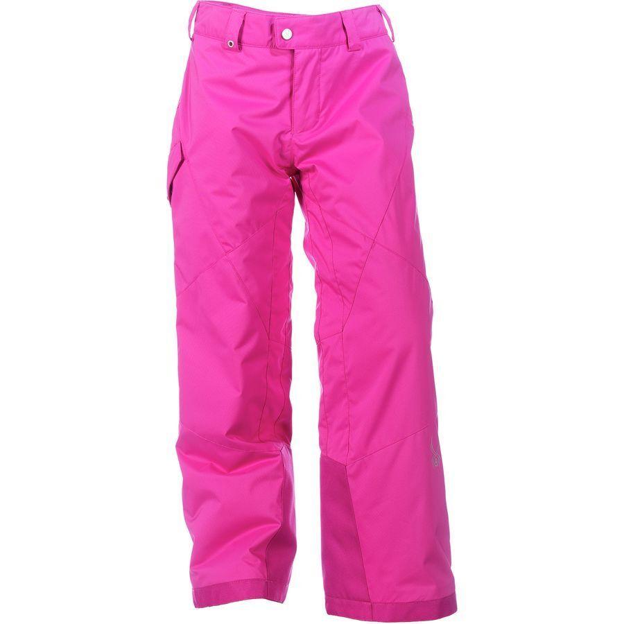 Spyder Girls Mimi Pants,  Ski Snowboarding Insulated, Size 18 (Girl's),NWT  100% free shipping
