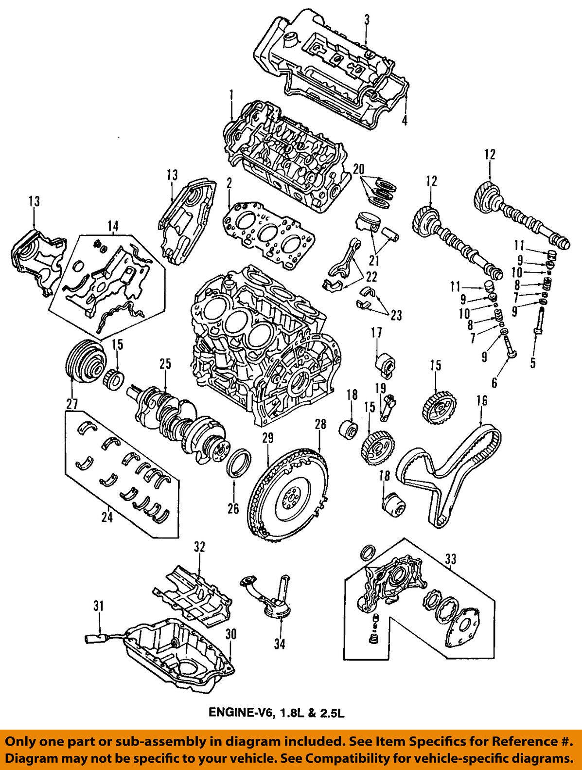 Mazda Kl01122059u Genuine Oem Factory Original Timing Belt Ebay 2 5l Engine Diagram Norton Secured Powered By Verisign