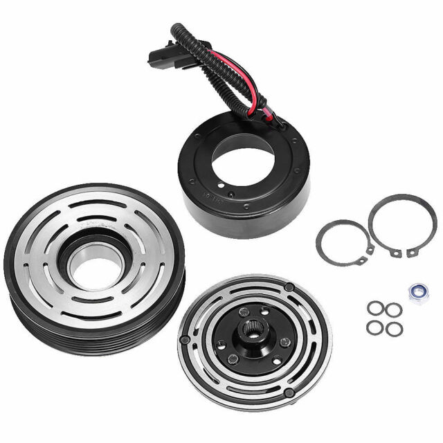 A//C Compressor Clutch Assembly Repair Kit Fits Dodge Dakota Ram Durango CL57553