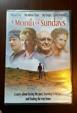NEW & SEALED A Month of Sundays DVD, 2005 Dee Wallace Stone, Rod Steiger