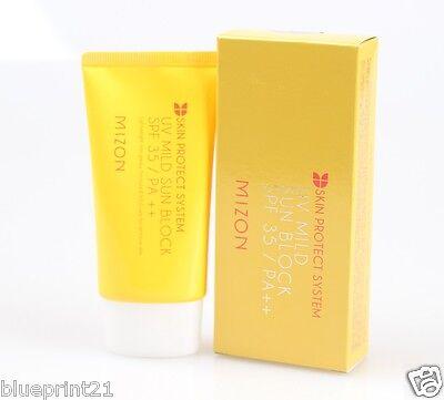 Mizon UV Mild Sun Block 50ml SPF35/PA++ Brand New Free Shipping
