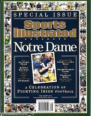 Sports Illustrated 2006 Notre Dame Irish Football Special Issue Newsstand Exc.