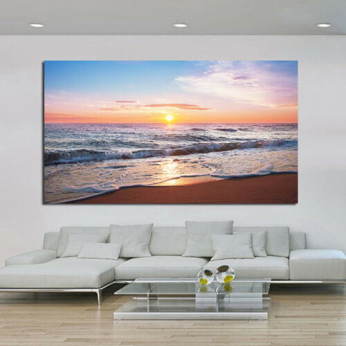 Modern Art Canvas Print Painting Picture Home Wall Mural Hanging Decor Unframed