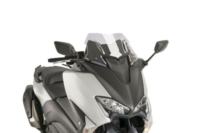 PUIG WINDSHIELD V-TECH LINE SPORT FOR YAMAHA T-MAX 560 MAX TECH 20-21 CLEAR