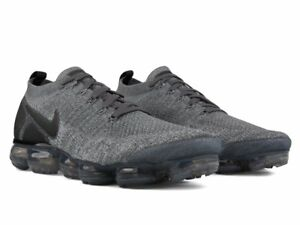 606169c531c7 Nike Air Vapormax Flyknit 2.0 Grey US Men Running Shoes 100 ...