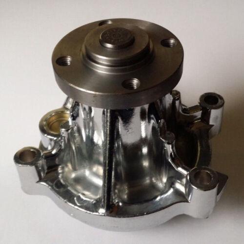 Water Pump CHROME FORD 4.6L 281 Long Mustang T-Bird High Flow Volume ALUMINUM