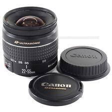 CANON EF 22-55mm USM for EOS 600D 60D 1300D 550D 70D 6D 5D Mk II III IV 7D 760D