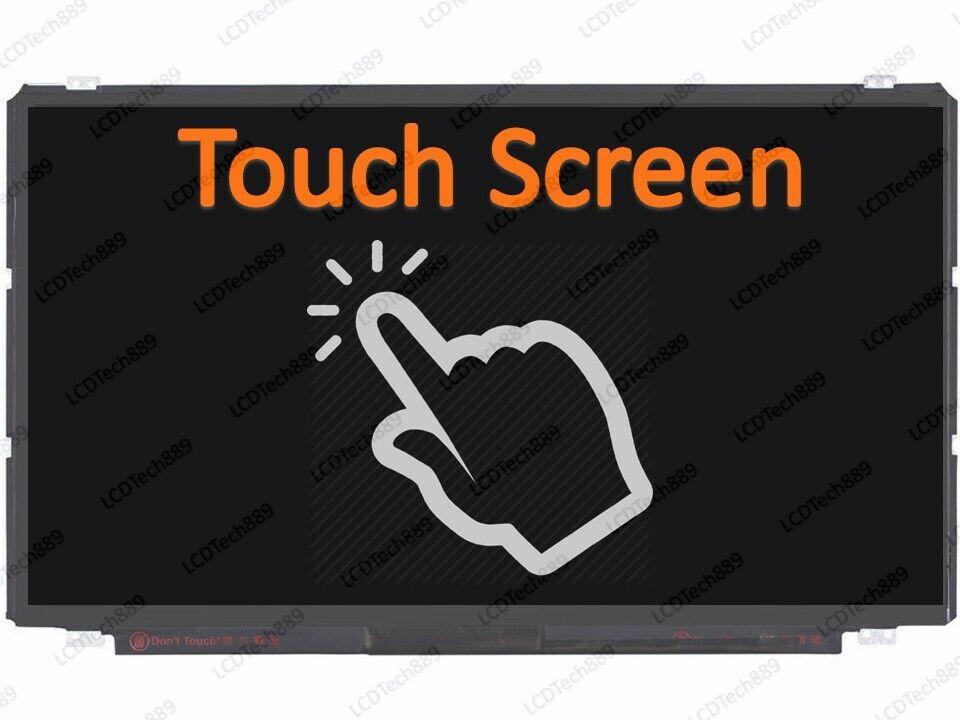 N34 TOUCH NEW BOE 15.6 LED Screen for DELL FG1DD 0FG1DD 1920x1080 NV156FHM-A21