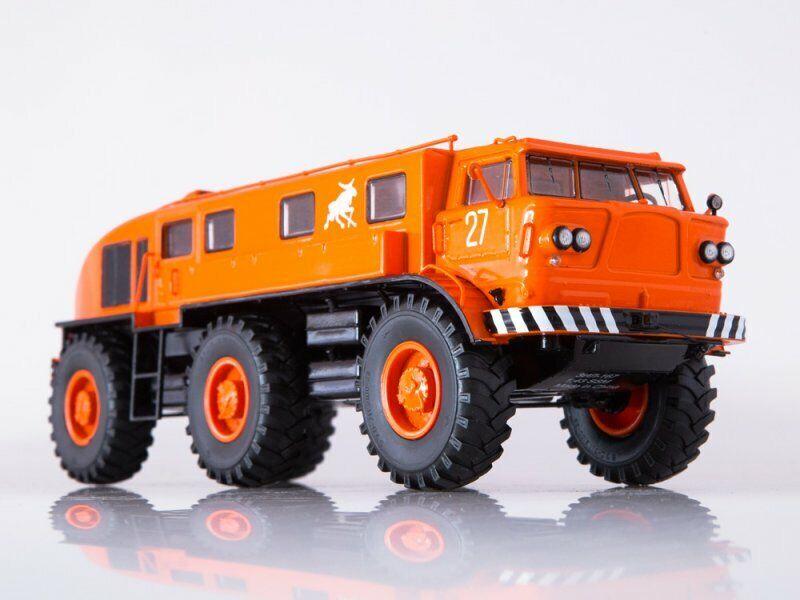 ZIL-E167 vehículo todo terreno, coches modelo 1 43