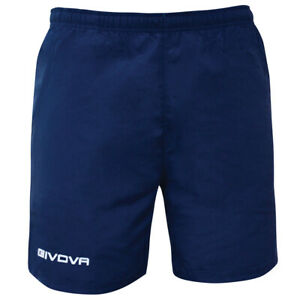 Bermuda Street Givova Pantaloncini Tuta Unisex Sport Relax Comfort Giosal Soyez Astucieux Dans Les Questions D'Argent
