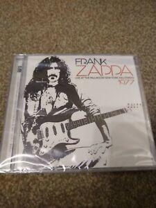 Frank-Zappa-Live-at-the-Palladium-New-York-October-1977-CD-New-amp-Sealed