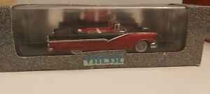 VITESSE-1-43-FORD-FAIRLANE-1956-OPEN-NEUF-EN-BOITE
