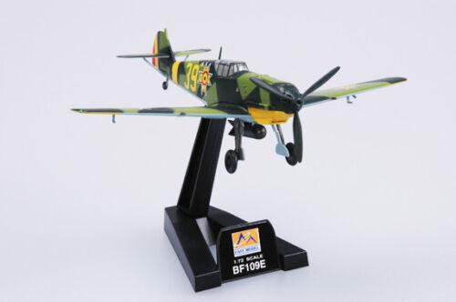 Romania Air Force Neu Easy Model 37285-1//72 WWII Messerschmitt Bf-109E