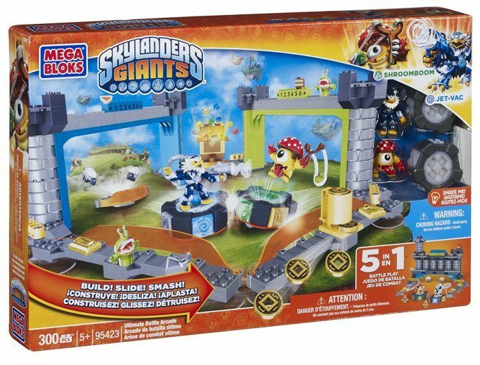 Mega Bloks Skylanders Ultimate Battle Arcade 95423