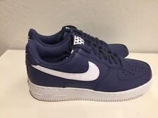 best sneakers cb652 eebc3 item 7 100% AUTHENTIC NIKE AIR FORCE 1  07 STARS AA4083 401 BLUE  RECALL WHITE M SZ 8.5 -100% AUTHENTIC NIKE AIR FORCE 1  07 STARS AA4083 401  BLUE ...