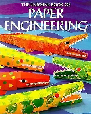 The Usborne Book of Paper Engineering (How to Make)