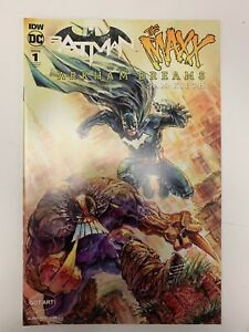 IDW-BATMAN-THE-MAXX-ARKHAM-DREAMS-1-ALBERT-MOY-RE-COVER-NM-CONDITION